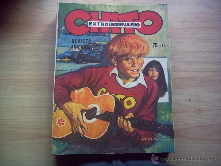 Tebeos: Chito. Lote del 1 al 20 mas el Extra de 1979. - Foto 3 - 49395363