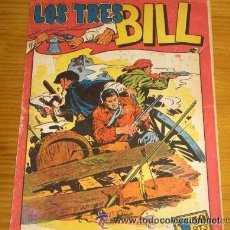 Tebeos: TEBEOS-COMICS CANDY - TRES BILL, LOS... - 1958 - ORIGINAL COMPLETA -ROY D'AMI -OFERTA *BB99. Lote 41349085