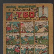 Livros de Banda Desenhada: TBO COLECCION COMPLETA ORIGINAL DE CUADERNO EXTRAORDINARIO - B 3. Lote 41489450