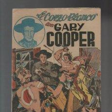 Tebeos: GARY COOPER - COLECCION ORIGINAL A FALTA DEL NUMERO 10 - B 3. Lote 41534251