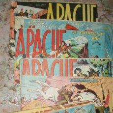 Tebeos: APACHE 1ª 56 EJ (COMPLETA ORIGINAL). Lote 18947060