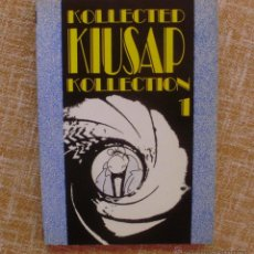 Tebeos: KOLLECTED KIUSAP KOLLECTION 1, COMIC, CELS PIÑOL, NÚMERO 448/999, AÑO 1991, EN MUY BUEN ESTADO. Lote 42334623