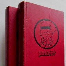 Tebeos: PATUFET - AÑO COMPLETO 1972. Lote 42396523