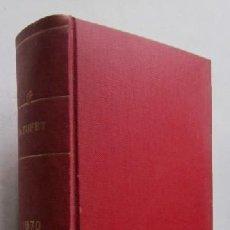 Tebeos: PATUFET - AÑO COMPLETO 1970 Y CALENDARIO 1971. Lote 42396674