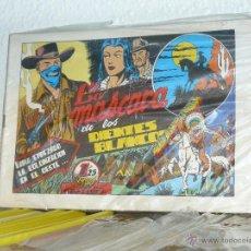 Tebeos: TEBEOS-COMICS CANDY - MASCARA DE LOS DIENTES BLANCOS - 1948 -GRAFIDEA- COMPLETA - MARTINEZ *AA99. Lote 43064463