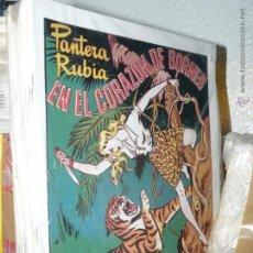 Tebeos: TEBEOS-COMICS CANDY - PANTERA RUBIA 1949 - HISPANOAMERICANA - COMPLETA 45 EJ. *OFERTA *XX99. Lote 43064537