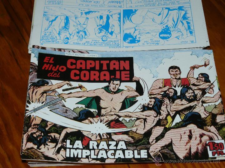 Tebeos: TEBEOS-COMICS CANDY - EL HIJO DEL CAPITAN CORAJE - 1959 - TORAY - COMPLETA 52 EJ - FERRANDO *AA99 - Foto 2 - 43065960