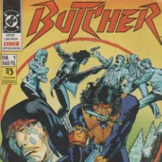 Tebeos: BUTCHER (ZINCO) AÑO 1991 COMPLETA. Lote 43104322