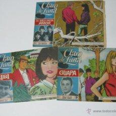 Tebeos: CLARO DE LUNA. Lote 43422487