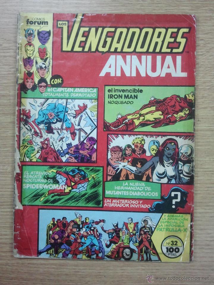 Tebeos: VENGADORES VOL 1 COLECCION COMPLETA (132 NUMEROS) - Foto 2 - 43425062