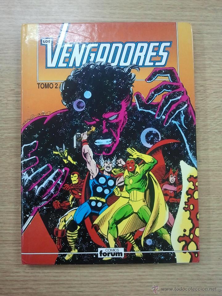 Tebeos: VENGADORES VOL 1 COLECCION COMPLETA (132 NUMEROS) - Foto 7 - 43425062