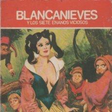 Livros de Banda Desenhada: BLANCANIEVES Y LOS SIETE ENANOS VICIOSOS ( ACTUALES ) Nº.1976-1977 LOTE. Lote 43722589