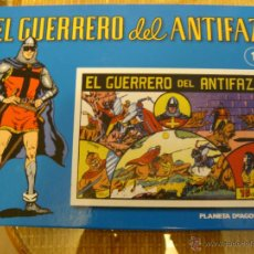 Tebeos: TEBEOS-COMICS CANDY - GUERRERO DEL ANTIFAZ - PLANETA - TOMO Nº 1 - MANUEL GAGO - COLOR *UU99. Lote 43867172