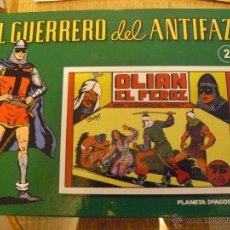 Tebeos: TEBEOS-COMICS CANDY - GUERRERO DEL ANTIFAZ - PLANETA - TOMO Nº 2 - MANUEL GAGO - COLOR *UU99. Lote 43867199