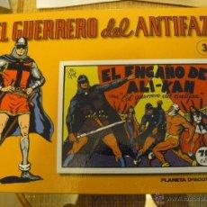 Tebeos: TEBEOS-COMICS CANDY - GUERRERO DEL ANTIFAZ - PLANETA - TOMO Nº 3 - MANUEL GAGO - COLOR *BB99. Lote 43867208