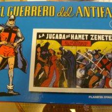 Giornalini: TEBEOS-COMICS CANDY - GUERRERO DEL ANTIFAZ 9 - PLANETA - TOMO - MANUEL GAGO - COLOR *BB99. Lote 43867294