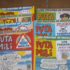 Tebeos: HISTORIA DE LA PUTA MILI, REVISTA EL JUEVES . Lote 43887090