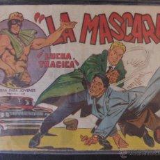 Tebeos: JIM DALE LA MASCARA COLECCION COMPLETA ORIGINAL. Lote 43985607