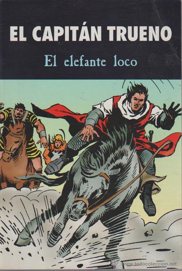 EL CAPITÁN TRUENO PROMOCIONAL ( B ) 2003 LOTE CASI COMPLETO (Tebeos y Comics - Tebeos Pequeños Lotes de Conjunto)