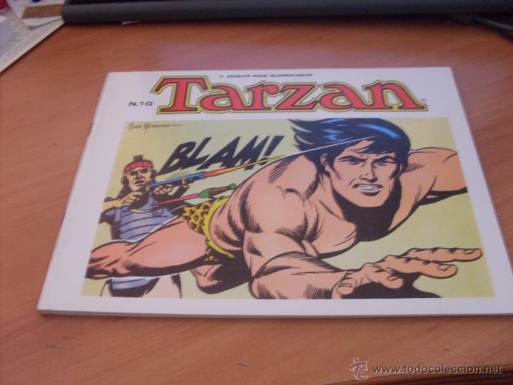 Tebeos: TARZAN LOTE COLECCION COMPLETA . EDGAR RICE BURROUGHS (ED. B.O.) (CLA6) - Foto 3 - 44441487