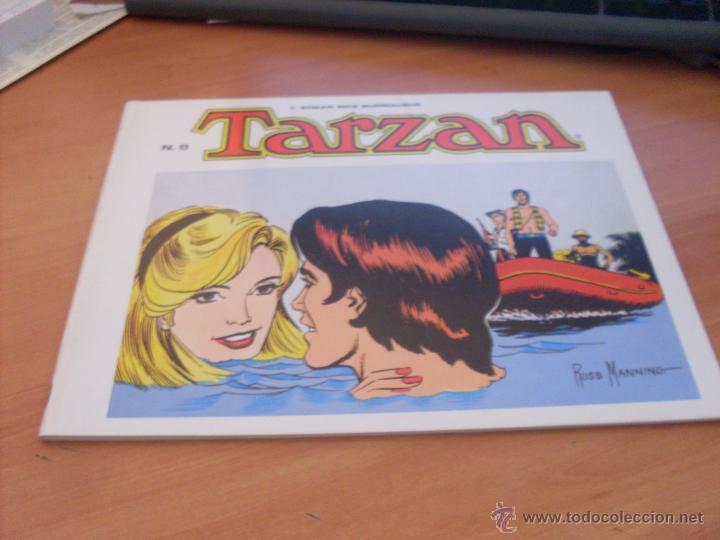 Tebeos: TARZAN LOTE COLECCION COMPLETA . EDGAR RICE BURROUGHS (ED. B.O.) (CLA6) - Foto 4 - 44441487