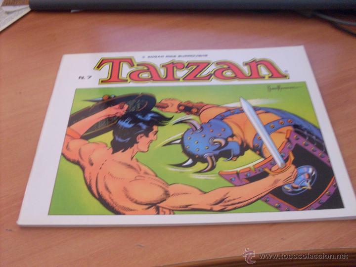 Tebeos: TARZAN LOTE COLECCION COMPLETA . EDGAR RICE BURROUGHS (ED. B.O.) (CLA6) - Foto 6 - 44441487