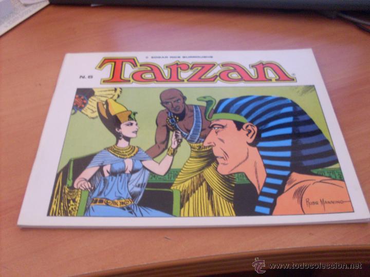Tebeos: TARZAN LOTE COLECCION COMPLETA . EDGAR RICE BURROUGHS (ED. B.O.) (CLA6) - Foto 7 - 44441487