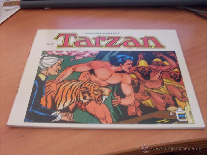 Tebeos: TARZAN LOTE COLECCION COMPLETA . EDGAR RICE BURROUGHS (ED. B.O.) (CLA6) - Foto 10 - 44441487