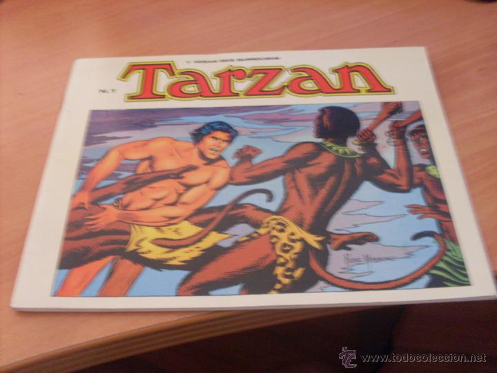 Tebeos: TARZAN LOTE COLECCION COMPLETA . EDGAR RICE BURROUGHS (ED. B.O.) (CLA6) - Foto 12 - 44441487