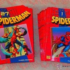 BDs: LOTE DE 20 COMICS SPIDERMAN, TOMO ROJO - PLANETA DEAGOSTINI. Lote 44662314