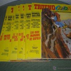 Tebeos: ALBUM TRUENO COLOR COLECCION COMPLETA 3ª EPOCA. Lote 45077658