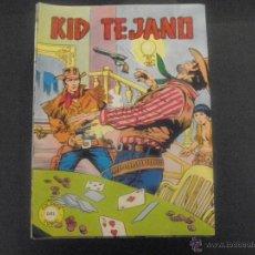 Tebeos: COLECCION DE KID TEJANO.. Lote 45096698