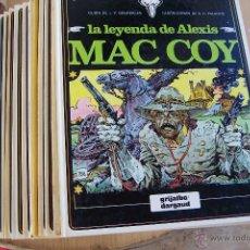 Tebeos: GRIJALBO.- MAC COY COMPLETA 21 Nº DEL GRAN PALACIOS/GOURMELEN. Lote 45238528
