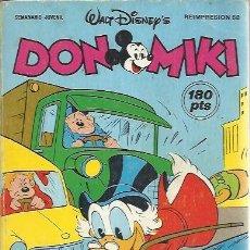 Tebeos: DON MIKI (PRIMAVERA-MONTENA/MONDIBERICA) AÑOS 1976-1989 LOTE. Lote 45292564