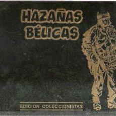Tebeos: COLECCIÓN COMPLETA HAZAÑAS BÉLICAS 18 TOMOS - EDICIÓN COLECCIONISTA. Lote 45577413