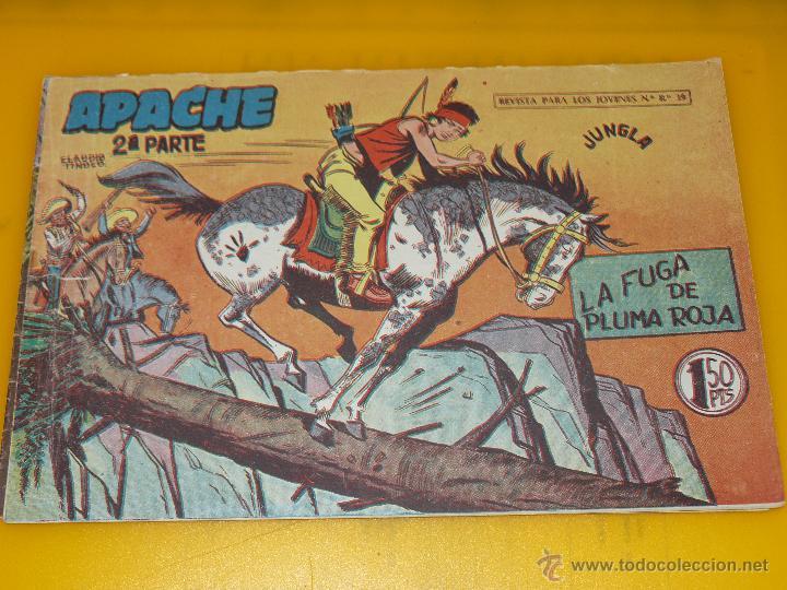 Tebeos: TEBEOS-COMICS GOYO - APACHE - 2ª SERIE - COMPLETA - CLAUDIO TINOCO **BB99 - Foto 44 - 44621721