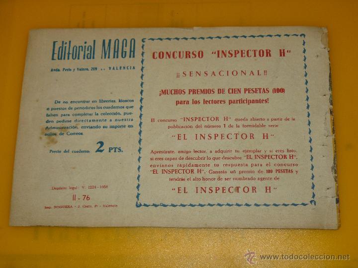 Tebeos: TEBEOS-COMICS GOYO - APACHE - 2ª SERIE - COMPLETA - CLAUDIO TINOCO **BB99 - Foto 77 - 44621721