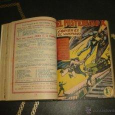 Tebeos: MISTERIOSO X (GARGA - 1950). Lote 46393321
