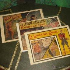 Tebeos: LEGION DEL ESPACIO (ATLANTIDA - 1945). Lote 46393590