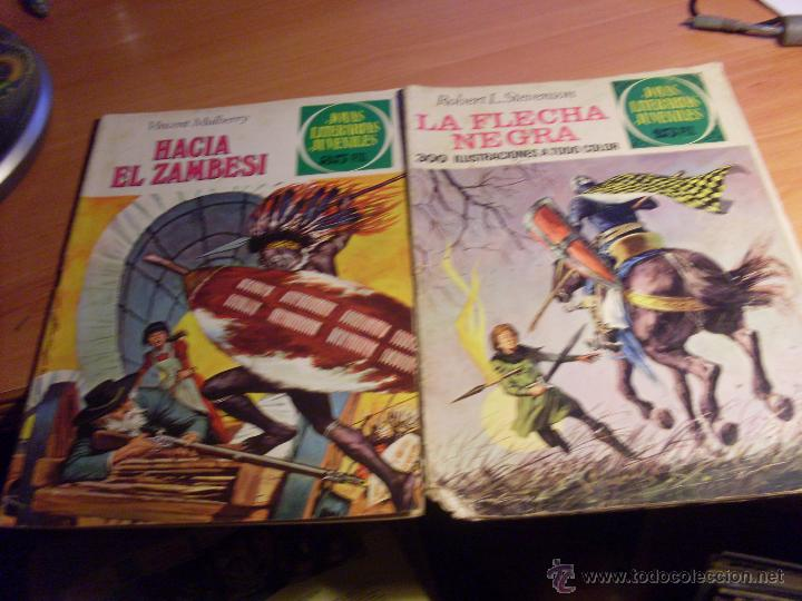 Tebeos: JOYAS LITERARIAS JUVENILES. LOTE 35 EJEMPLARES DIFERENTES (BRUGUERA) (CLA13) - Foto 14 - 46592694