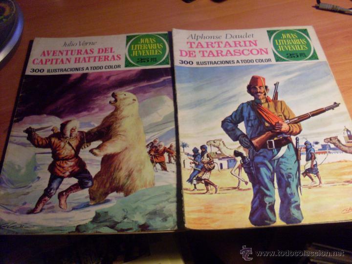 Tebeos: JOYAS LITERARIAS JUVENILES. LOTE 35 EJEMPLARES DIFERENTES (BRUGUERA) (CLA13) - Foto 18 - 46592694