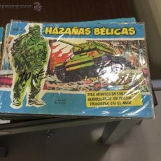 Tebeos: HAZAÑAS BELICAS SERIE AZUL NO EXTRA 1-2-3-4-5-6-7-9-10-12-14-16-17-19 Y 105 MAS SE VENDEN SUELTOS. Lote 46663433
