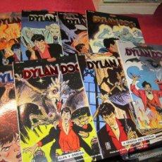 Tebeos: DYLAN DOG 1-2-3-4-5-6-7-8 EDICIONES B.. Lote 46920832