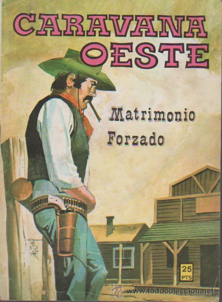 CARAVANA OESTE (VILMAR) 1973-1981 LOTE (Tebeos y Comics - Tebeos Colecciones y Lotes Avanzados)