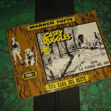 Tebeos: CASSEY RUGGLES (B.O - 1983). ¡¡ COMPLETA !!. Lote 47435068