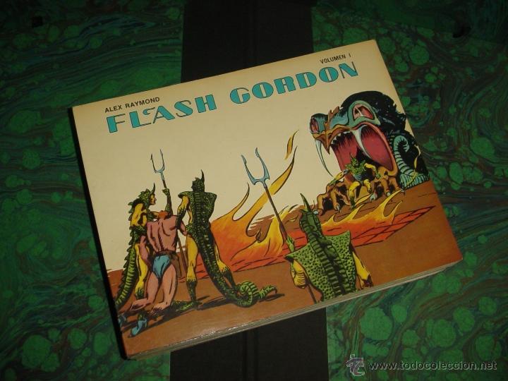 FLASH GORDON . A. RAYMOND (B.O - 1980). ¡¡ COMPLETA !! (Tebeos y Comics - Tebeos Colecciones y Lotes Avanzados)