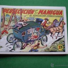 Tebeos: EL ESPADACHIN ENMASCARADO EDITORIAL VALENCIANA BLANCO/NEGRO HORIZONTAL. EDICION FACSIMIL 9 PDELUXE. Lote 47723407