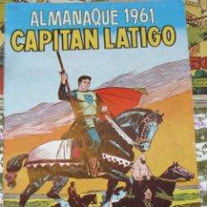 Tebeos: TEBEOS-COMICS CANDY - CAPITAN LATIGO + ALMANAQUE ORIGINAL- COMPLETA - VALENCIANA - *AA99. Lote 48212296