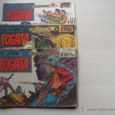 Tebeos: LOTE DE JHONNY FOGATA.. Lote 48216570