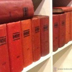 Tebeos: PATUFET, AÑO 1929., 30,31, 32,33,34,35, 36,37,38 Y 1926. Lote 48544865